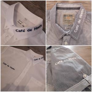 Daamen Borduren -Cafe de Hoots 2