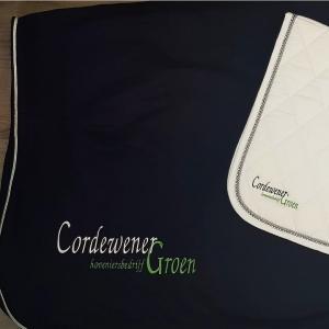 Daamen Borduren -Cordewener Groen 1